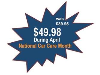 April Is National Car Care Month Hi Tech Addison Auto Repair