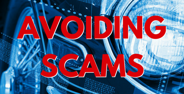 AVOIDINGSCAMS